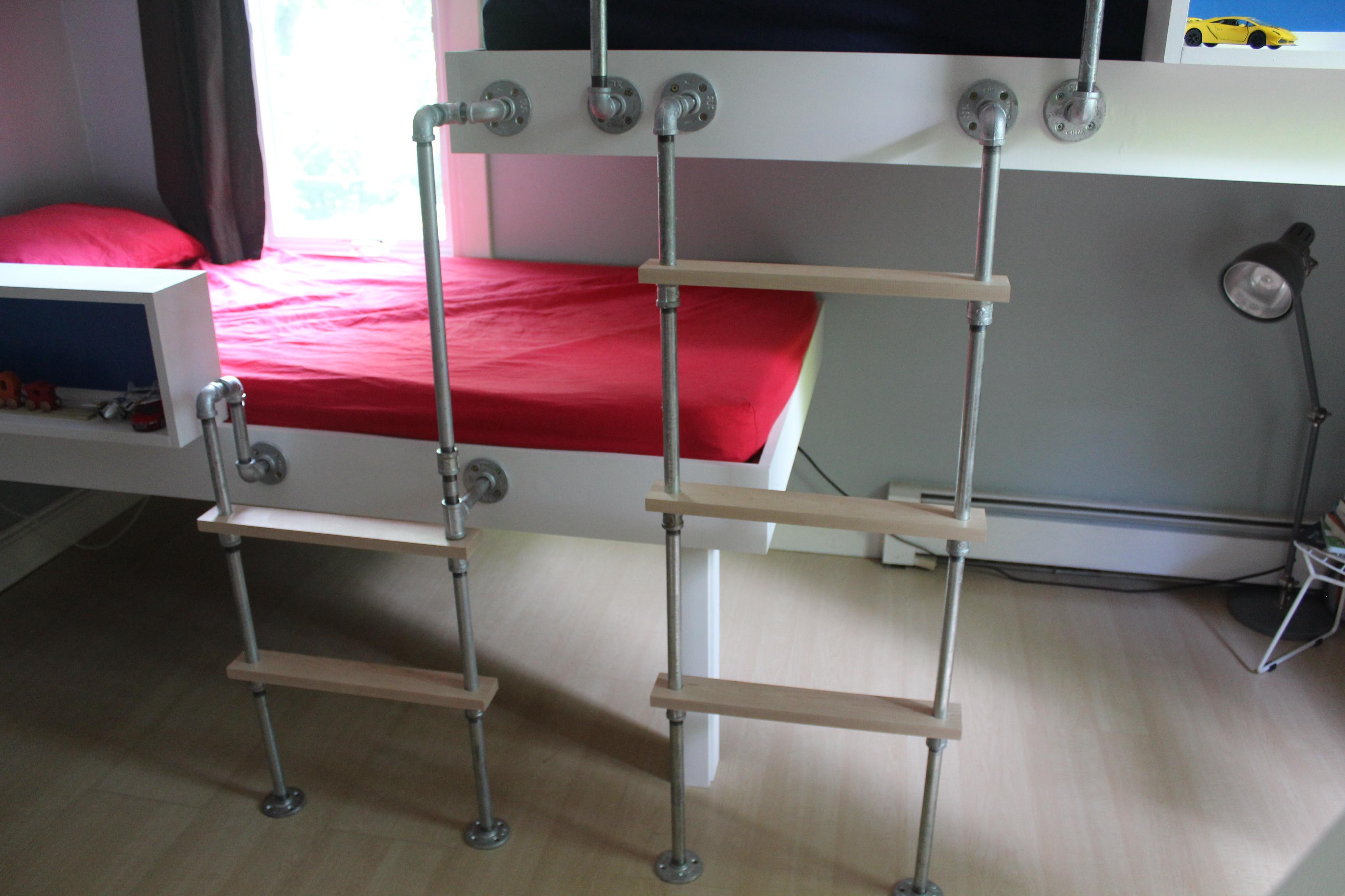 separate ladders