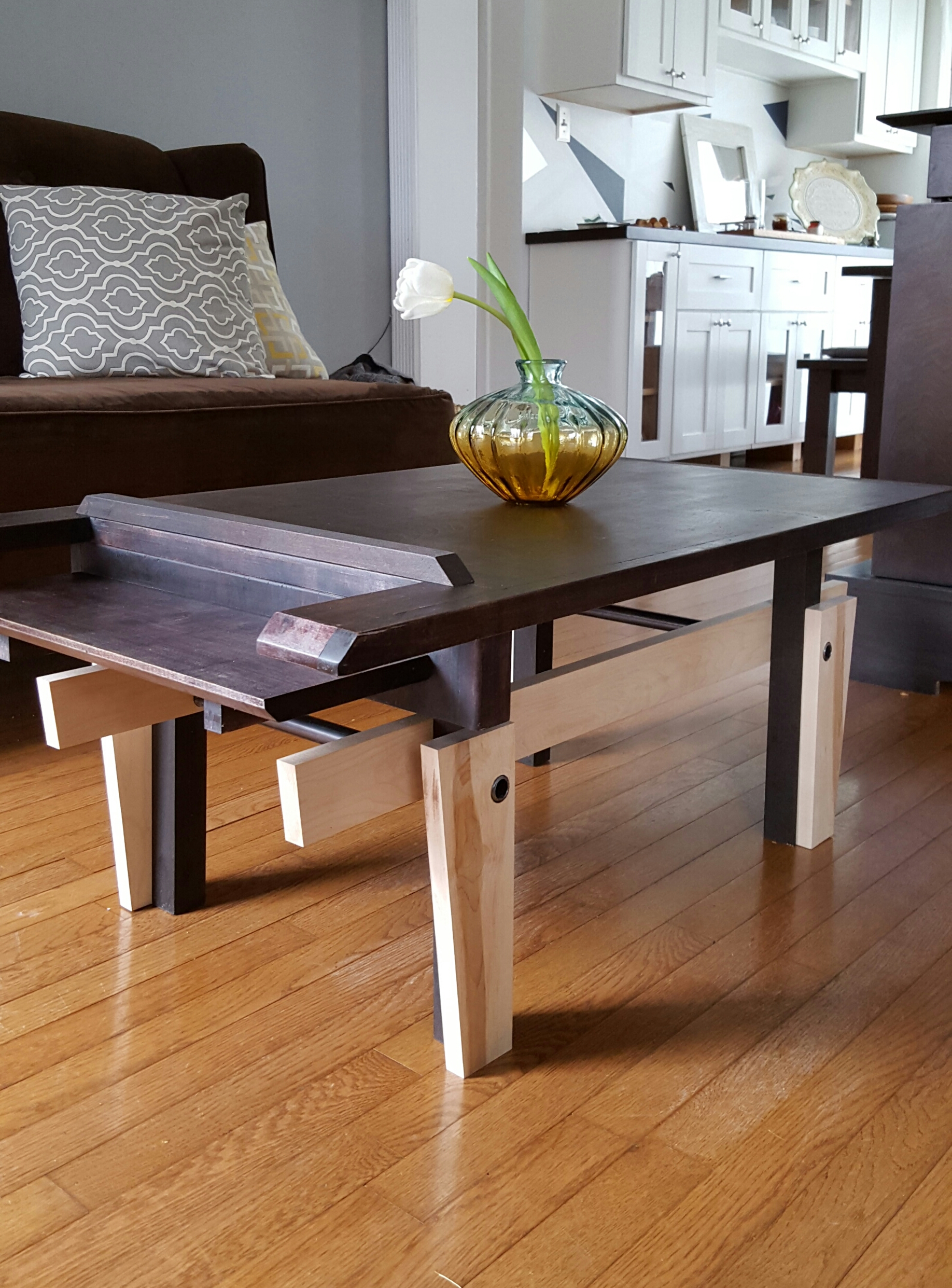 one level table